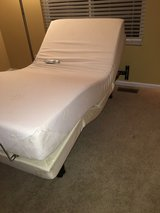 Tempur-pedic  XL twin bed adjustable in Aurora, Illinois