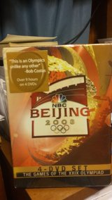 4 DVD set on the Beijing Olympics from 2008 in Clarksville, Tennessee