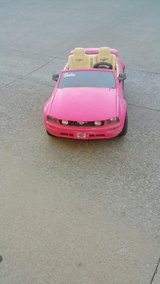 Fisher Price Barbie Mustang Hot Wheel for sale!! in Fort Carson, Colorado