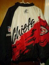 NFL Kansas City Chiefs Long Sleeve Jacket XL in Fort Campbell, Kentucky