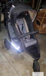 Phil and ted double stroller in Travis AFB, California