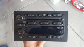 GMC Sierra/ CHEVY 2005-2009 Radio AM FM 6 Disc CD Player in Fort Carson, Colorado