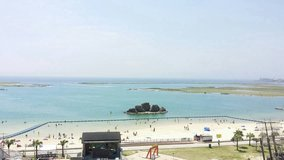 Chatan Beach front 7F apartment in Okinawa, Japan