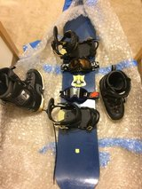 Snowboard , Boots , Bindings , Goggles in Okinawa, Japan
