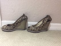 COACH HEELS SZ 7 in Spring, Texas