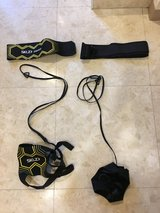 2 Soccer Ball Training Belt / Football Training in Okinawa, Japan