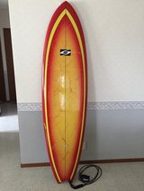 Surf Board in Okinawa, Japan