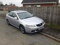 Honda Accord 2.2ctdi 05plate in Lakenheath, UK