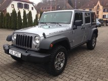 2014 Jeep Wrangler Unlimited Rubicon 4x4 in Ramstein, Germany