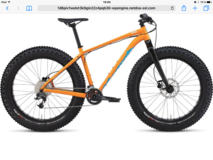 Men's Specialized Fat Bike in Grafenwoehr, GE