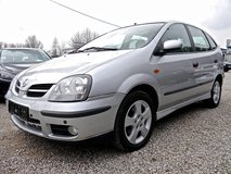 2005 Nissan Almera Tino AC Automatic Leather Sunroof Free Delivery in Ramstein, Germany