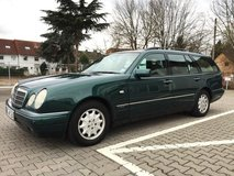 MERCEDES E240 AUTOMATIC WAGON *ONE OWNER / LOW MILES / FU'LLY LOADED* in Ramstein, Germany