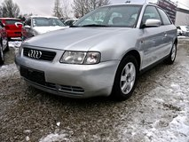 2001 Audi A3 1.6 AC Sunroof AUX MP3 in Ramstein, Germany