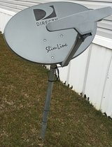 Directv Satellite Dish in Moody AFB, Georgia