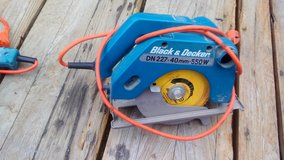 Black and Decker hand saw 220 in Ramstein, Germany