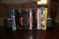 DVD Lot 16 Movies, 2 TV shows, and 1 Comedy special in Bartlett, Illinois
