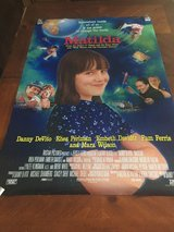 "Original 1996 ""Matilda"" Movie Poster - Double Sided - 27"" x 40"" in Glendale Heights, Illinois"