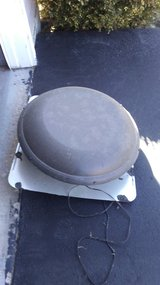 Roof mounted heat ventilating fan with humidistat control in Chicago, Illinois