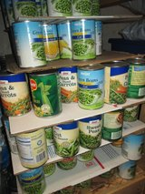 FREE Canned Goods!  Canned Vegetables - EXPIRED in Joliet, Illinois