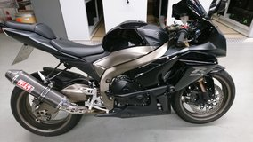 2011 GSX-R 1000 One Owner, Never Dropped, Immaculately Maintained in Spangdahlem, Germany