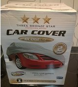 CAR COVER BUDGE LITE SIZE 4 NEW in Ramstein, Germany