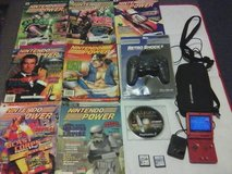bag of videogame  items in Beaufort, South Carolina