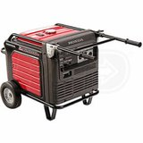 HONDA 6500 QUIET POWER GENERATOR PORTABLE SYSTEM + 2 Y-ADAPTERS + DOLLY (NEW IN BOX) in Katy, Texas