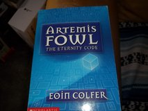 Artemis Fowl: The Eternity Code in Alamogordo, New Mexico