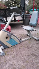 Exercise bike in Beaufort, South Carolina
