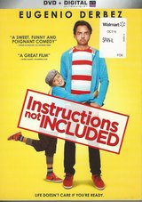 Instructions not included DVD Spanish  edition $3 in Cherry Point, North Carolina
