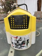 Live bait container in 29 Palms, California