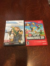 Two Wii Games in Beaufort, South Carolina