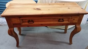 Rustic Side Board Table in Temecula, California