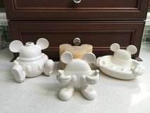 Mickey Mouse bathroom set in Oswego, Illinois