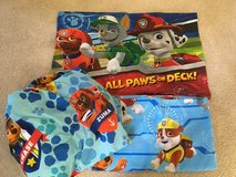 Paw patrol bedding for full bed in Joliet, Illinois