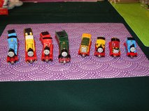 Thomas and friends Die cast take-a-long engines and cars in Alamogordo, New Mexico