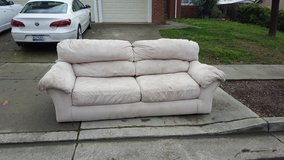 Free sofa in Travis AFB, California