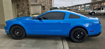 2012 Ford Mustang Grabber Blue! Low miles in Fairfield, California