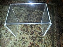 Acrylic Furniture/side table or seating in Chicago, Illinois