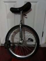 CLASSIC SUMMIT UNICYCLE CIRCUS with a SINGLE WHEEL and ADJUSTABLE SEAT in Travis AFB, California