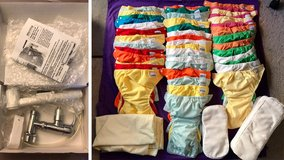 FuzziBunz Cloth Diaper Covers, Inserts, and Wet Bags in Yorkville, Illinois
