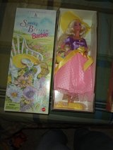 Avon Exclusive Spring Blossom Barbie in Fort Riley, Kansas