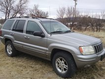 2000 Jeep Grand Cherokee limited in Alamogordo, New Mexico