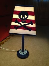 Pirate lamp in Oswego, Illinois