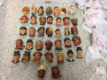 Bosson head collection in Vacaville, California
