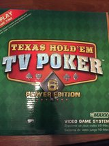 Texas Hold 'Em Video Game in Kingwood, Texas