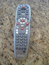 Xfinity Custom DVR 3 Device Remote Control for the TV  New, Never Used. in Naperville, Illinois