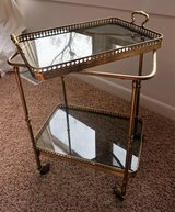 Vintage French Bar Cart (small) in Great Lakes, Illinois