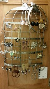 Bird Cage Jewelry Holder & Jewelry in Vacaville, California