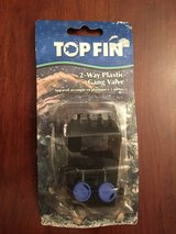 Free with any other purchase - TopFin 2 Way Plastic Gang Valve in Chicago, Illinois